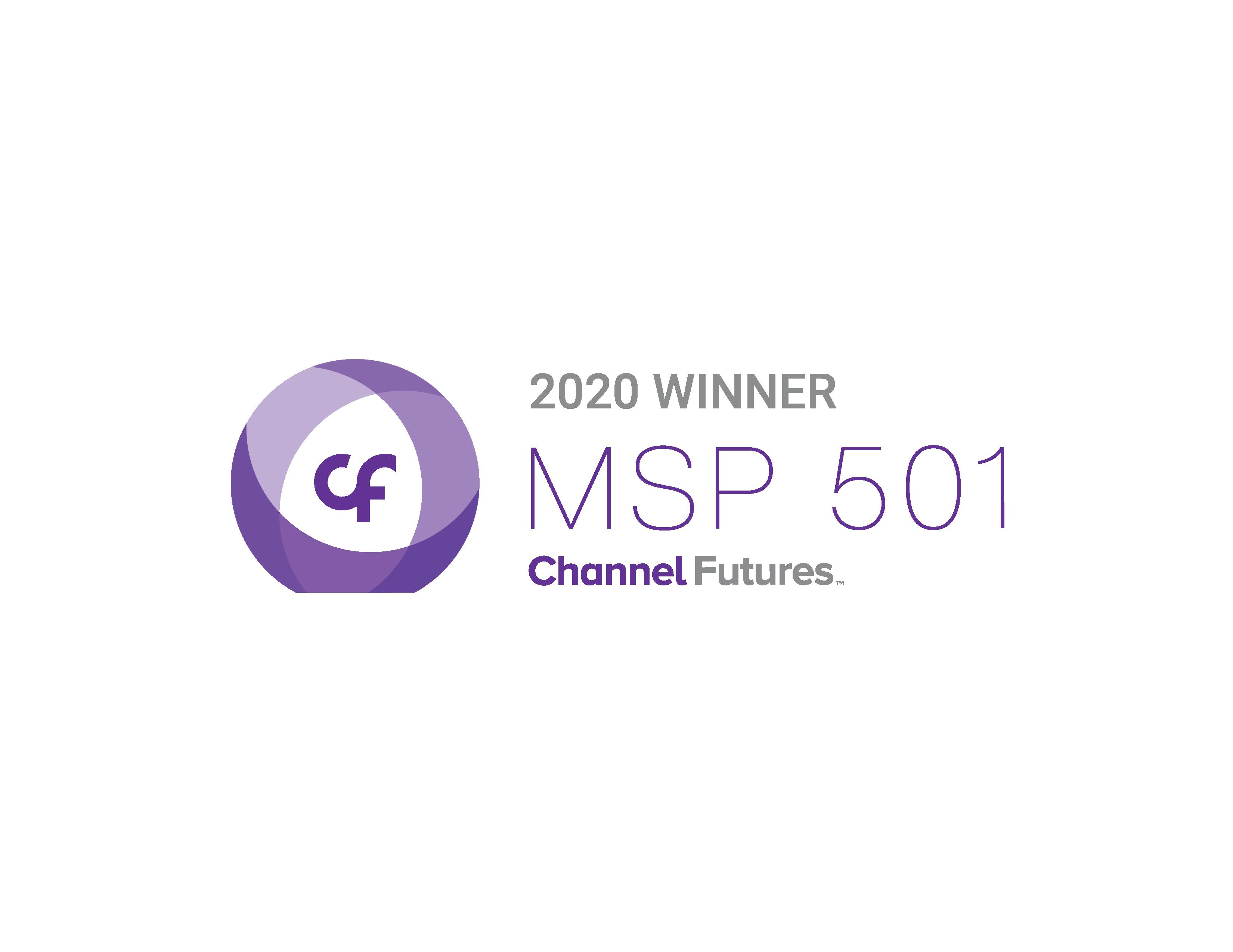 2020 MSP 501 Winner 2020