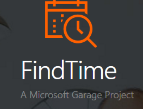 Maximize Your Team's Productivity With Microsoft FindTime