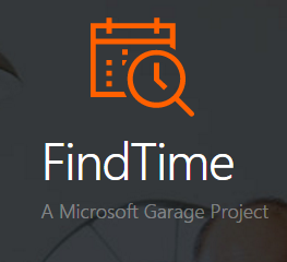 Microsoft FindTime for Outlook